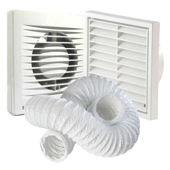 Fan and Ducting Bundles